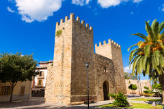 Alcudia Old Town Majorca Porta des Moll Mallorca