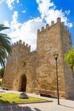 Alcudia Old Town Majorca Porta des Moll Mallorca Royalty Free Stock Images