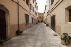 Alcudia old town Stock Images