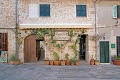 Alcudia Restaurante Sa Caseta Royalty Free Stock Image