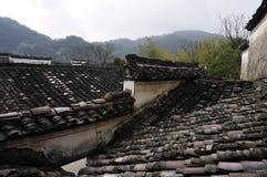 Aldea 3 de China Fotos de archivo