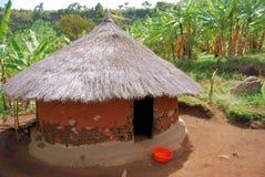 Aldea africana Imágenes de archivo libres de regalías