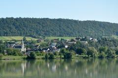 Aldea austríaca Foto de archivo