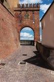 Aldea de Barolo Imagen de archivo