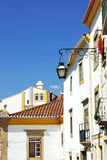 Aldea de Castelo de Vide, Portugal Fotos de archivo