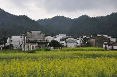 Aldea de China Fotografía de archivo libre de regalías