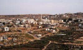 Aldea de Palestina fotografía de archivo