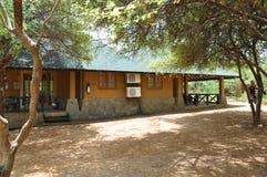 Aldea de Yala de la cabaña, Sri Lanka Foto de archivo libre de regalías