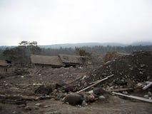 Aldea del Destruct Imagen de archivo
