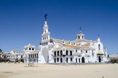 Aldea del Rocio, Huelva Stock Photos