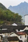 Aldea en China Imágenes de archivo libres de regalías