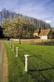 Aldea Herefordshire de Eastnor Foto de archivo libre de regalías