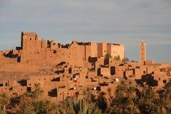 Aldea marroquí Imagen de archivo