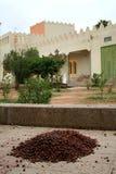 Aldea marroquí fotografía de archivo