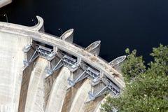 Aldeadavila Dam Royalty Free Stock Photo