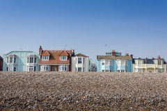 Aldeburgh beach Stock Photography