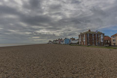 Aldeburgh beach Stock Photo