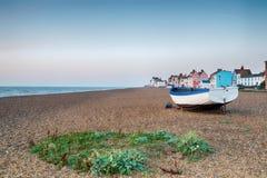 Aldeburgh in Suffolk Stock Photo