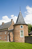 Alden Biesen Castle, Belgium stock photo