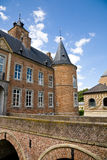 Alden Biesen Castle, Belgium stock photography