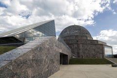 Alden Planetarium in Chicago. Illinois stock images