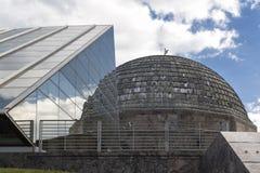 Alden Planetarium em Chicago foto de stock royalty free