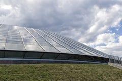 Alden Planetarium em Chicago fotos de stock