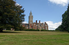 Aldermaston Manor and grounds, Berkshire Royalty Free Stock Photos
