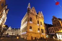 Free Aldermen S House In Mechelen Royalty Free Stock Images - 67348859