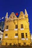 Aldermen's House in Mechelen in Belgium Stock Image