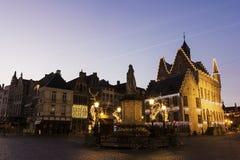 Aldermen's House in Mechelen in Belgium Royalty Free Stock Photography