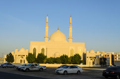 Aldhiya'a Mosque Sharjah UAE Stock Images