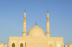 Aldhiya'a Mosque Sharjah UAE Stock Photo