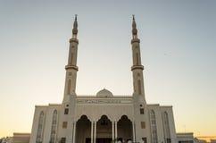 Aldhiya'a Mosque Sharjah UAE Stock Photos