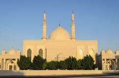 Aldhiya'a Mosque Sharjah UAE Royalty Free Stock Image
