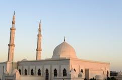 Aldhiya'a Mosque Sharjah UAE Royalty Free Stock Photos