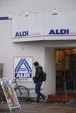 Aldi chain Royalty Free Stock Image