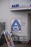 Aldi chain Stock Photo