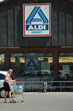 Aldi Stock Image