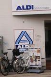 ALDI MARCADO fotos de stock