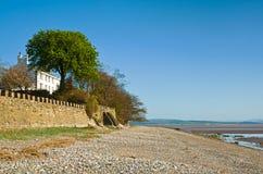 Aldingham coastline Stock Images