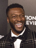 Aldis Hodge Attends NBR Awards Gala Stock Images