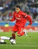 Aldo Duscher Sevilla FC player Royalty Free Stock Photography