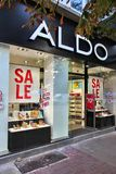 Aldo shoes Royalty Free Stock Photography