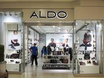 Aldo shop Stock Photos