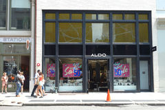 Aldo Store Royalty Free Stock Photography