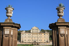 aldobrandini frascati Italy Rome willa Obraz Royalty Free