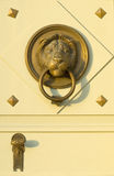 Aldrava de Lionhead foto de stock royalty free