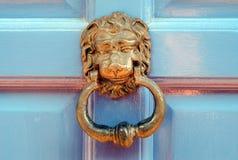 Aldrava de porta Imagem de Stock