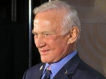 Aldrin do zumbido fotos de stock royalty free